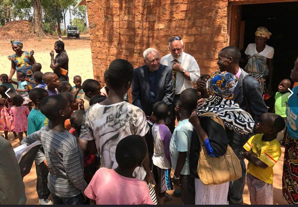 Krafted Homes Team Angola Trip 2017